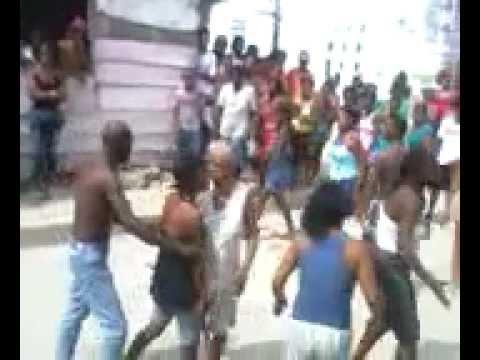 peleas de mujeres en san francisco CARTAGENA