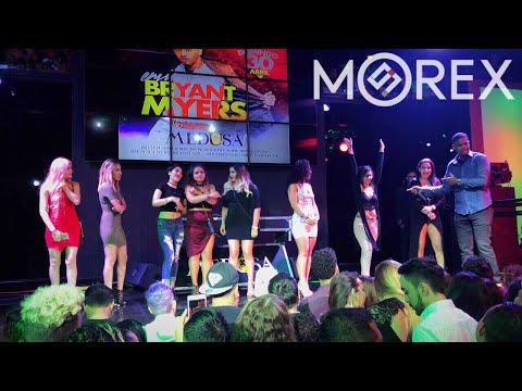 Arcángel Concurso de Chicas Locas En Vivo Live at Medusa 2017 Dallas TX
