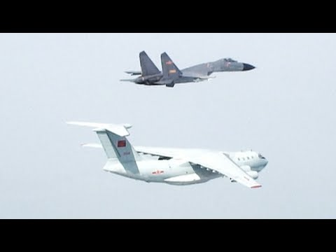 The Development of Chinese Air Force's Fighter Units