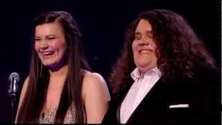 Jonathan & Charlotte - The Prayer IN FULL (Britain's Got Talent Final 2012)