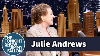 Julie Andrews Reveals How They Pulled off That Iconic Sound of Music Scene