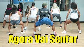 Agora Vai Sentar - MCs Jhowzinho & Kadinho COREOGRAFIA | Quebra Comigo Video Dance