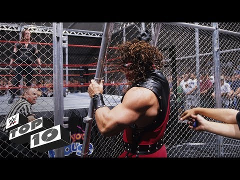 Xxx Mp4 Infamous Hell In A Cell Invaders WWE Top 10 Sept 15 2018 3gp Sex