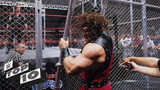 Infamous Hell in a Cell invaders: WWE Top 10, Sept. 15, 2018