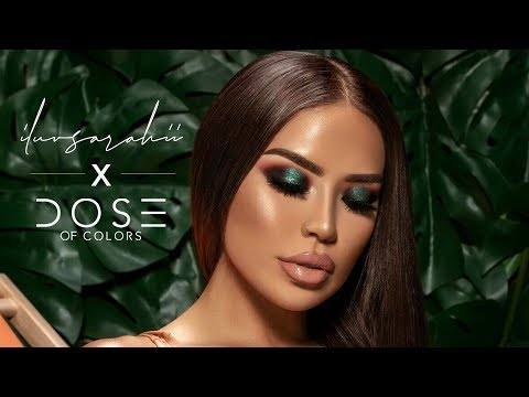 ILUVSARAHII X DOSE OF COLORS COLLAB REVEAL | iluvsarahii
