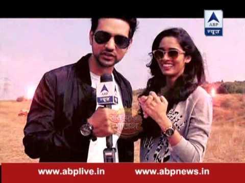 Shakti-Neha celebrate Valentines via Para gliding