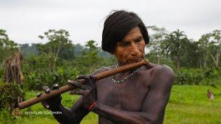Comunidad Indigena EMBERA Jagua, CHOCO Nuqui Colombia