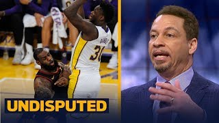 Chris Broussard reacts to Julius Randle