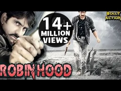 Robinhood | Hindi Dubbed Movies 2017 Full Movie | Hindi Movies | Ravi Teja | Hindi Movies 2017