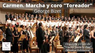 G. Bizet. Carmen. Acto IV Marcha y coro