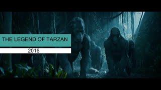 THE LEGEND OF TARZAN 2016 [HD MOVIE Trailer]