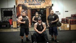 BIG ASS ARMS | SUPER SET BICEPS & TRICEPS | BIG BOY
