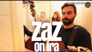 ZAZ - On ira (session acoustique dans la douche!)