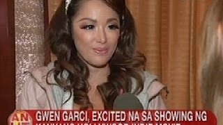 UB: Gwen Garci, excited na sa showing ng kanyang Hollywood indie movie