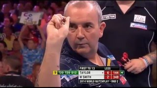 Phil Taylor - All Televised Nine Dart Finishes