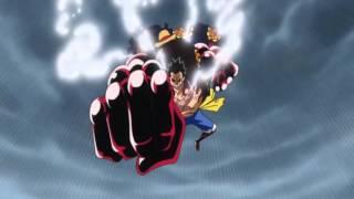 One Piece Recap-Episode 733: Angriff auf einen Himmlischen! Ruffy's King Kong Gun der Wut!