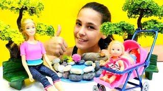 Barbie'nin kız ÇOCUĞU KAYBOLUYOR  😲. Elizabeth'i kim bulacak? Barbie oyunları ve #kızoyuncakları