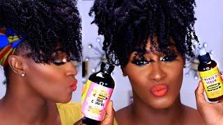 Ole Skool method to Natural Hair Growth | Shlinda1