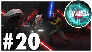 The Council Forcecast: Episode 20 - Rebels Season 2 Review