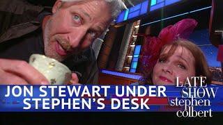 Jon Stewart: Live From Below Stephen