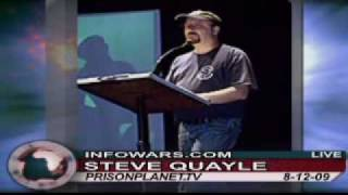 Alex Jones Steve Quayle Part 6 of 11 12-8-09 8-12-09 12 August 2009