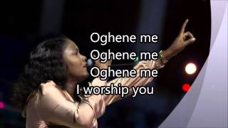 Oghene me by ONOS - Lyrics Video