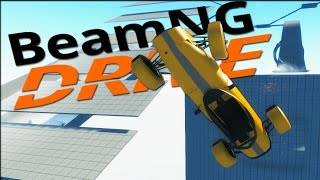 CHASED BY A.I. | BeamNG.Drive #12