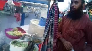 Street food of Mirpur Dhaka taste (heavy taste) jhalmuri।Roaming bd 05