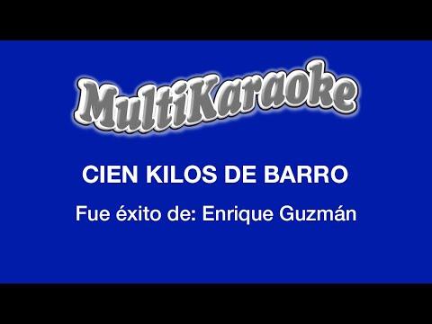 Multi Karaoke Cien Kilos De Barro
