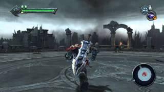 [HD] Darksiders Tiamat Boss Battle.mp4