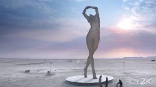 Burning Man Lake of Dreams