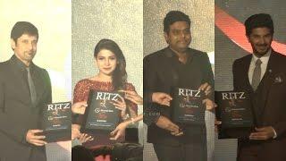 RITZ Award 2015   Vikram, Samantha, Harris jayaraj, Dulquer Salmaan, Varun Manian