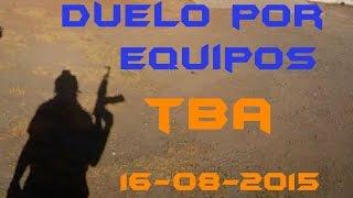 Duelo por equipos - TBA arena
