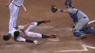 MLB Caught Stealing Home