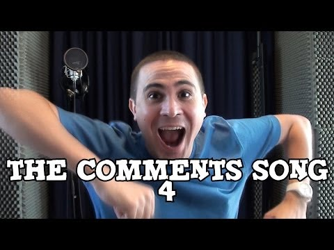 2J - The Comments Song 4 ✔