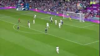 USWNT Canada 2012 Olympics Semifinal full game