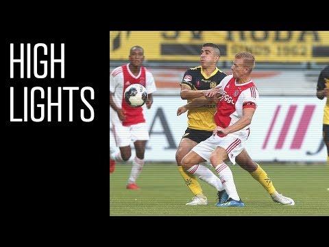 Xxx Mp4 Highlights Roda JC Jong Ajax 3gp Sex