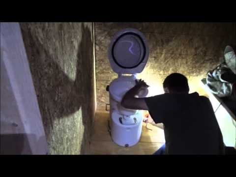 Installing My Airhead Composting Toilet In My Tiny Home N14