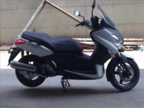 X Max 125 2010.wmv