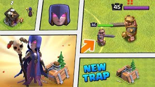 SHRINK TRAP TIPS - WHAT YOU NEED TO KNOW! Clash of Clans Clashiversary Update - NEW DEFENSE!