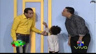 La Niña Malcriada en A REIR Con Miguel y Raymond