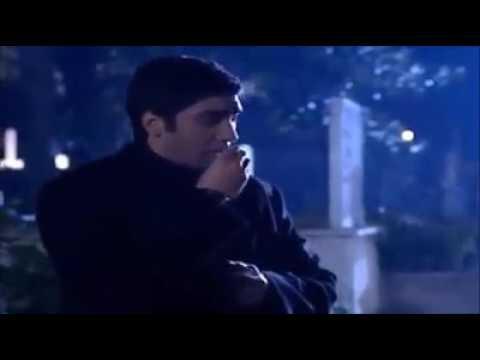 Polat mezarlıkta Efsane sigara içişi