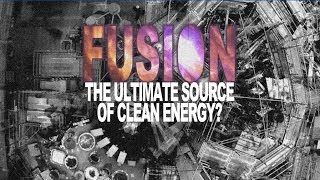 Fusion: the ultimate source of clean energy? with Thomas Sunn Pedersen
