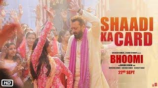 Shaadi Ka Card: Bhoomi (Dialogue Promo) | Sanjay Dutt | Aditi Rao Hydari