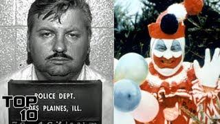 Top 10 Serial Killers Who Had Normal Jobs