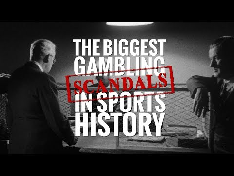 Xxx Mp4 The Biggest Gambling Scandals In Sports History 3gp Sex