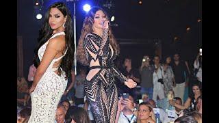 Haifa Wehbe ft Tony Abi Karam - Agoul ahwak - Live هيفاء وهبي - اقول اهواك