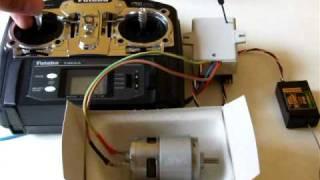 Reglarea pct 0 pentru regulator turatie  homemade by KARAGL.avi