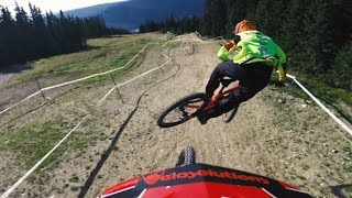 2014 UCI MTB&Trials WCHs Claudio GoPro COURSE DHI PREVIEW