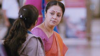 Rahman Goes To Abroad Sentiment Scene - 36 Vayadhinile (2015) Tamil Movie Scenes